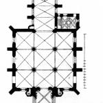 FRauenkirche půdorys